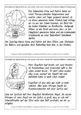 Geschichten Schreiben Arbeitsblatt Für Fördermaterial In Der