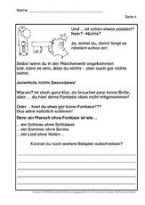 Fortsetzungsgeschichte Schreiben In Der Grundschule