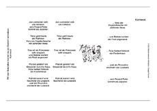 Variokarten In Der Grundschule Gedichte 1 24 Gedichte