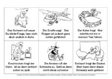 Anführungszeichen (Arbeitsblatt) in der Grundschule - wörtliche Rede ...