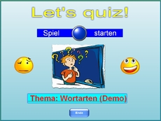 lets quiz - wortarten demo.zip