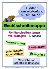 Deutsch Klasse 4 - Grundschulmaterial.de