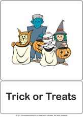 Bildkarte - Trick or Treats.pdf