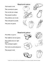 AB-read-colour-draw - Arbeitsblätter - Englisch Klasse 3 ...