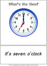 Bildkarte - It's 07 o'clock.pdf
