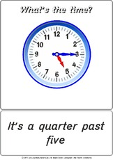 Bildkarte - It's a quarter past 5.pdf