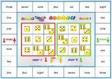 bingo in der grundschule games englisch klasse 3. Black Bedroom Furniture Sets. Home Design Ideas