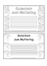 Muttertagsgedicht in der grundschule muttertag feste und feiertage hus klasse 1 - Muttertag grundschule ...