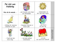 Leporellos gedichte leporellos muttertag feste und for Muttertagsgeschenk grundschule