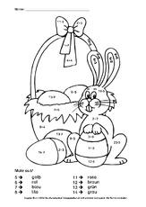 Ostern Feste Und Feiertage Hus Klasse 1 Grundschulmaterialde