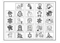 Adventskalender bilder blanko adventskalender vorlagen for Weihnachtsbasteln vorlagen kostenlos