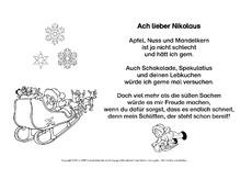 nikolaus in der grundschule nikolausgedichte gedichte. Black Bedroom Furniture Sets. Home Design Ideas