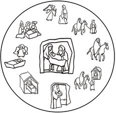 mandalas als jpg weihnachten feste und feiertage hus. Black Bedroom Furniture Sets. Home Design Ideas