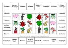 Glücksbringer Spiel In Der Grundschule Feste Und Feiertage Hus