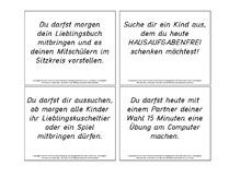 Lapbook-Adventskalender in der Grundschule - Lapbook-Klassen ...