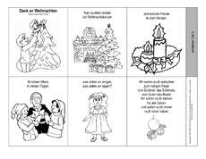 unterrichtsmaterial f r lapbook in der grundschule leporellos advent weihnachten advents. Black Bedroom Furniture Sets. Home Design Ideas