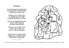 Weihnachtsgedichte fur 4 klasse