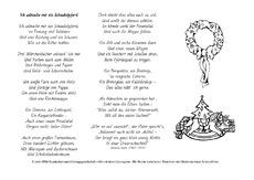Weihnachtsgedicht 9 strophen