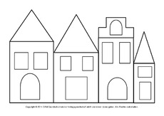 Hus unterrichtsmaterial - Fensterdeko weihnachten grundschule ...
