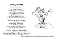 Frühlingsgedichte - Frühling - Jahreszeiten - HuS Klasse 2 ...