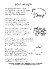 Gedicht In Der Grundschule Gedichte Herbst