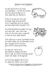 gedichte herbst jahreszeiten hus klasse 2