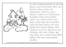 Lese-Mal-Aufgaben-Advent-Klasse-1 - Lese-Mal-Blätter - Weihnachten ...