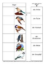 Lapbook Tiere allgemein - Lapbooks-Tiere - HuS Klasse 2 ...