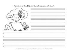 Geschichten schreiben klasse 2. Eine Anleitung zum