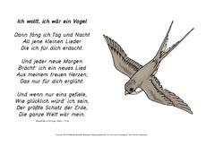 Vom Vogel AngeschiГџen Bedeutung