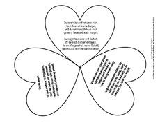 Danke Sagen Zum Muttertag In Der Grundschule Faltbücher