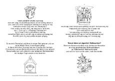 wenn eine kerze reden k nnte texte weihnachten feste feiertage hus klasse 3. Black Bedroom Furniture Sets. Home Design Ideas