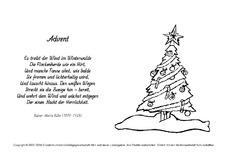 Advents Und Weihnachtsgedichte.Werkstatt Weihnachtsgedichte Gedichte Weihnachten Feste