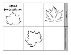 Elfchen In Der Grundschule Herbst Jahreszeiten Hus Klasse 3