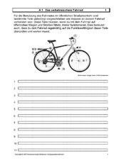 Fahrrad in der Grundschule - Das verkehrssichere Fahrrad ...