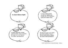 Der Apfel Themen Und Projekte Hus Klasse 3 Grundschulmaterial De