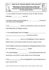 Arbeitsblatt in der Grundschule - interaktive Übungen ABs ...