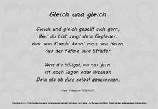 Gedicht in der Grundschule - Gedichte-Texte - Gedichte