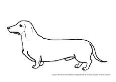 Hund In Der Grundschule Tiere Zum Ausmalen Ausmalbilder