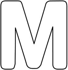 Blanko buchstaben buchstabenschablonen deko buchstaben Buchstaben deko kinderzimmer