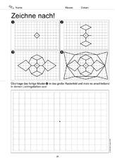 Raum Lage Wahrnehmung In Der Grundschule Material Klasse 1