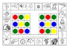 Magnificent Farben Arbeitsblatt Lernen Sketch - Mathe Arbeitsblatt ...