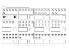 Arbeitsblätter-Mengen-bis-10 - Mathematik - Förderung ...