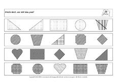 arbeitsbl tter visuelle konzentration konzentration und wahrnehmung f rderung. Black Bedroom Furniture Sets. Home Design Ideas