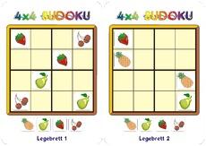 sudoku material klasse 1 grundschulmaterialde