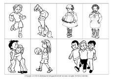 Kinder Der Welt In Der Grundschule Bildende Kunst Material