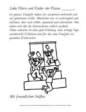 Unterrichtsmaterial Für Formblatt In Der Grundschule Material