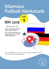 Unterrichtsmaterial Fur Freiarbeit In Der Grundschule Fussball Wm
