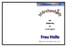 Märchen in der Grundschule - Material - Unterrichtsmaterial ...
