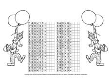 Zahlenraum 1000 In Der Grundschule Werkstatt Zirkus Material